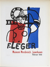 lot 247: museum morsbroich by fernand léger