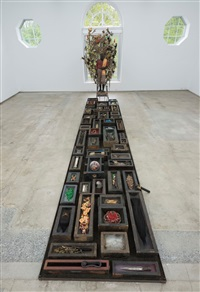 installation view by nick cave