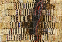 artwork by el anatsui