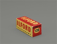 ilford selochrome 120 september 1954 by morgan fisher