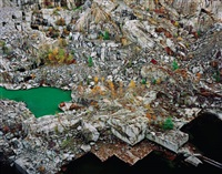 rock of ages #24 by edward burtynsky
