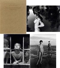 the last days of summer portfolio by jock sturges
