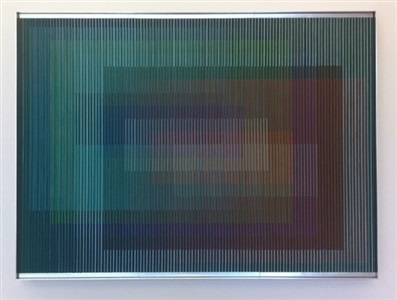 the armory show by victor vasarely