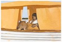 la choucoune in the santa ana by julio larraz