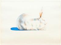 rabbit by wayne thiebaud