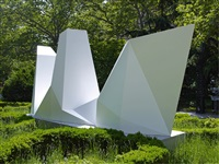 complex form 6 by sol lewitt