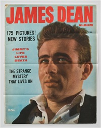 james dean album by jack pierson