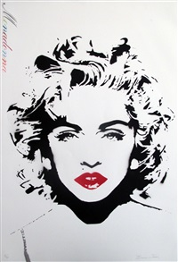 madonna by bambi