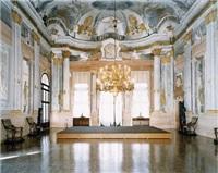 ca' rezzonico venezia ii by candida höfer