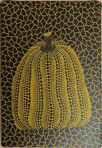 untitled (yellow pumpkin) by yayoi kusama
