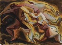 rapt by andré masson