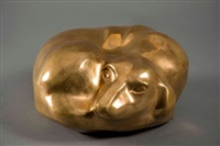 sleeping dog by william zorach