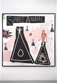 spirit animal by brad kahlhamer