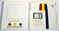 technics and creativity by jasper johns