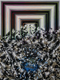 vessel in chaos (broken order) by andrew schoultz