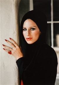 barbra turban by steve schapiro