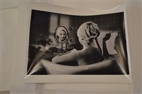 barbra bathtub by steve schapiro