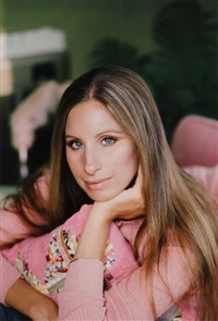 barbra simple portrait by steve schapiro