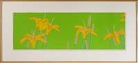 daylillies by alex katz