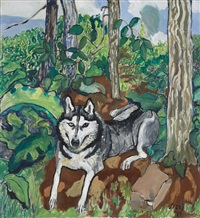 lushka by alice neel