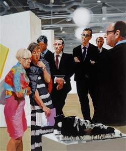 eric fischl art fair paintings by eric fischl
