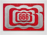 artwork 666 by tom sachs