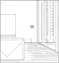 formica (traced) by louise lawler