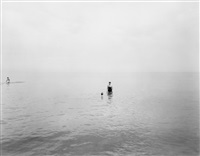lake michigan by harry callahan