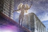 glittering angel by david drebin