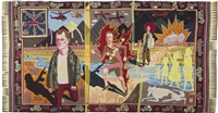 the line of departure by grayson perry