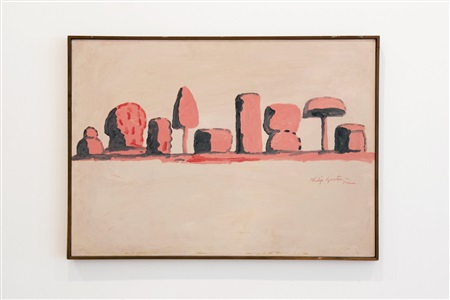 art in the making by philip guston