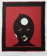 warhol's pawns- red by marcel dzama