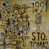 sto. tomas by manuel ocampo