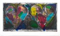 blue points by jim dine