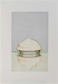meringue by wayne thiebaud