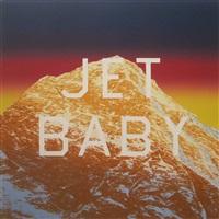 ed ruscha - jet baby by ed ruscha