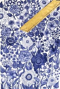 oro sobre jardín by jorge pineda