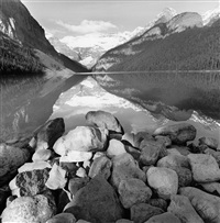 lake louise by lee friedlander