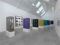 installation view, lisson gallery, london by jonathan monk