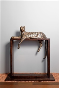 léopard i by françois-xavier lalanne