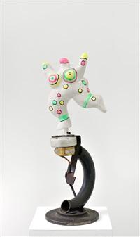 nana machine by niki de saint phalle