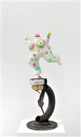 nana machine by niki de saint phalle