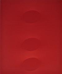tre ovali rossi by turi simeti