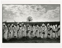 the line, ferguson unit by danny lyon