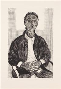 maurice by david hockney