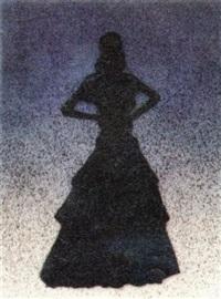 bailarina by ed ruscha