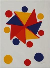 pinwheel by alexander calder