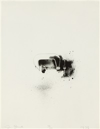 ten winter tools (c-clamp) by jim dine