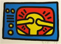 untitled 3 (pg. 75) by keith haring