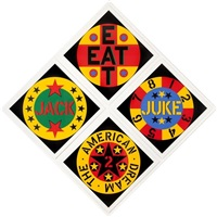 the american dream 2 by robert indiana